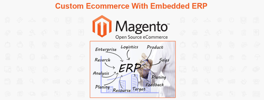 Ecommerce with ERP – Replace Shopify and BigCommerce