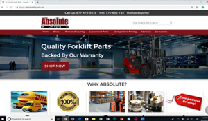 Absolute Lift Parts