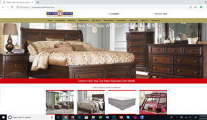 Peters and Foster Furniture