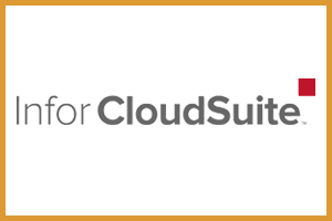 Infor CloudSuite ERP